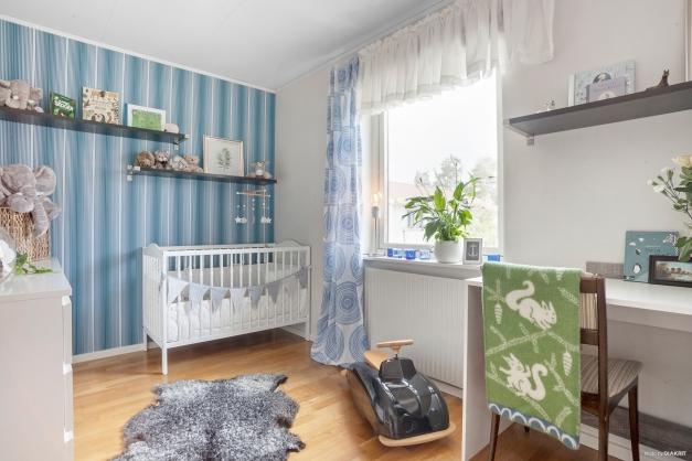 Utmärkt barnrum eller kontor