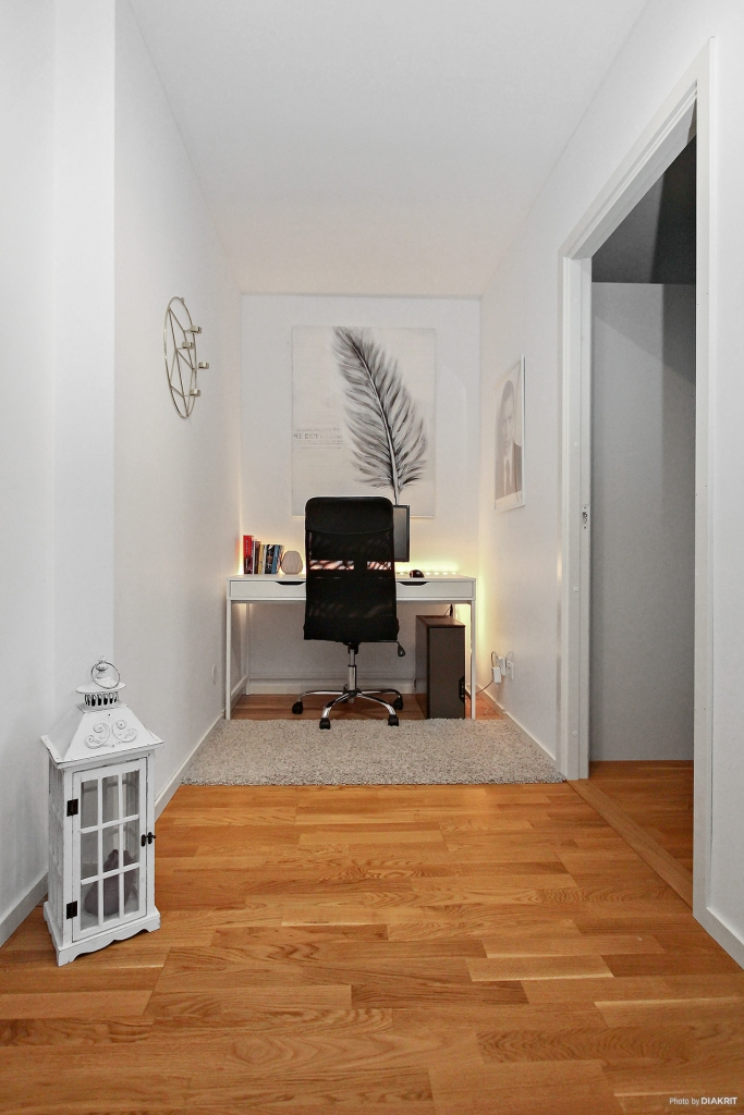 Möblerbar inre hall