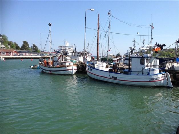Fiskehamnen