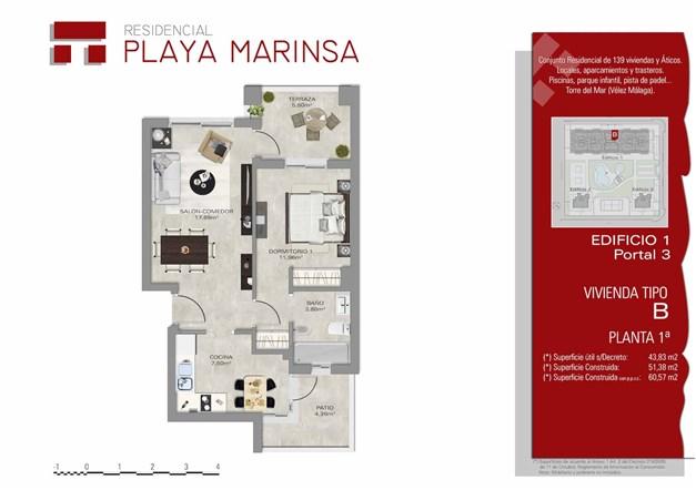 Lägenhetstyp B