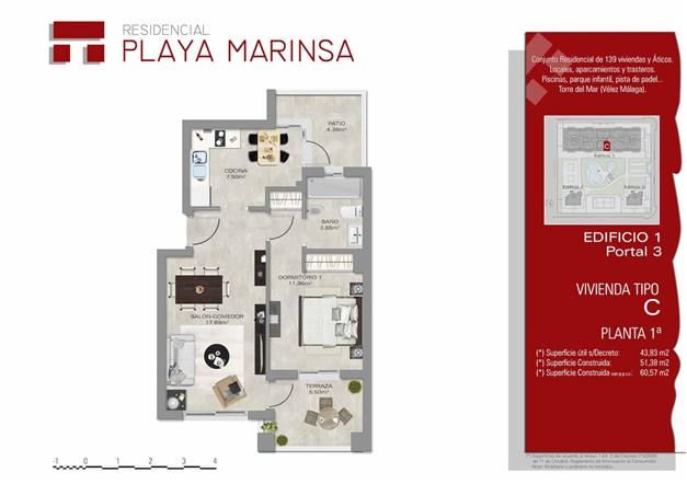 Lägenhetstyp C