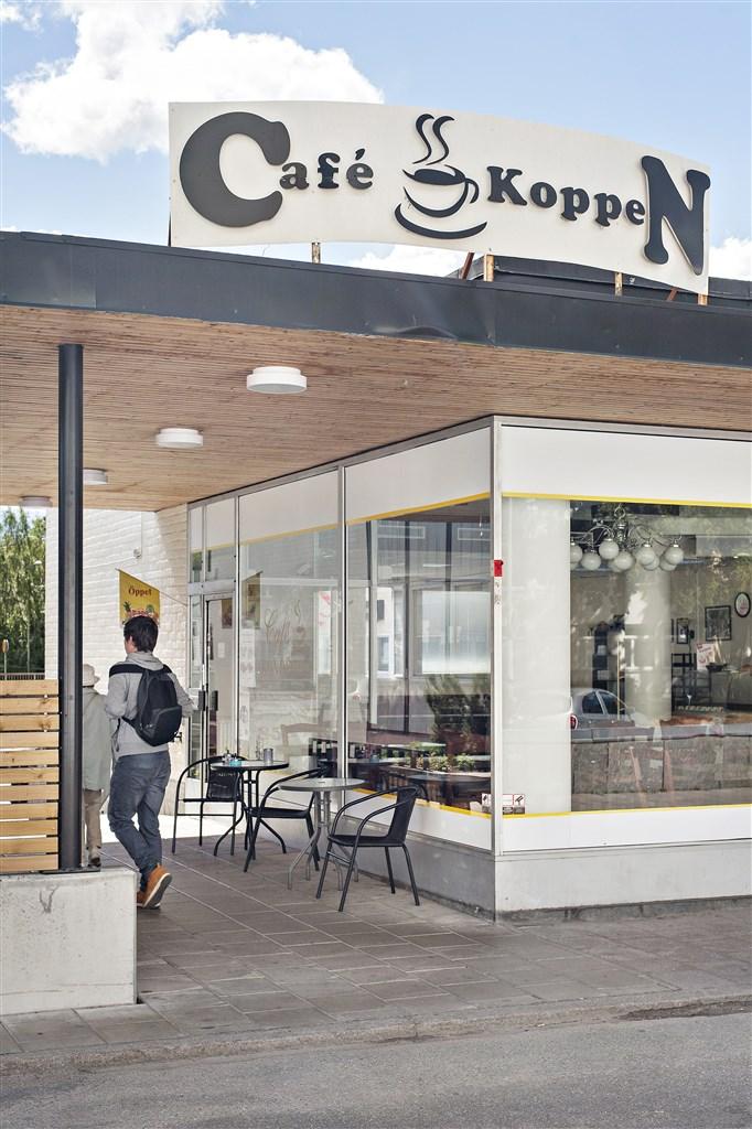 Café Koppen i Fruängen