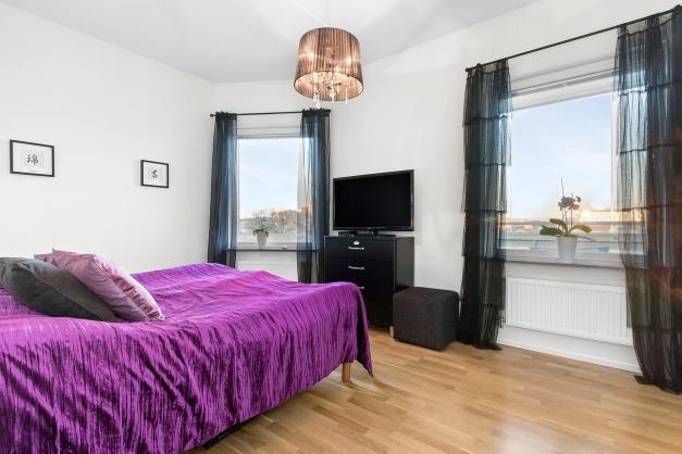 Sovrum Tre - Master bedroom