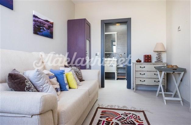 Villa 2 - Sovrum 2 med badrum en-suite