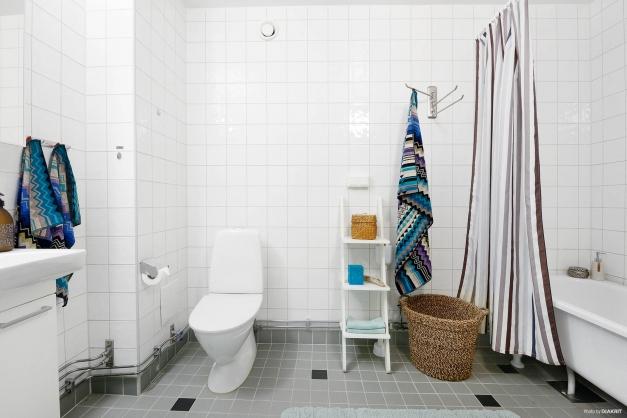 Stambytt badrum