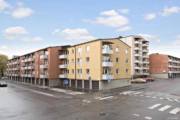 Välkommen till trivsamma Fleminggatan 27a och bostadsrättsföreningen Pillau nr 9!