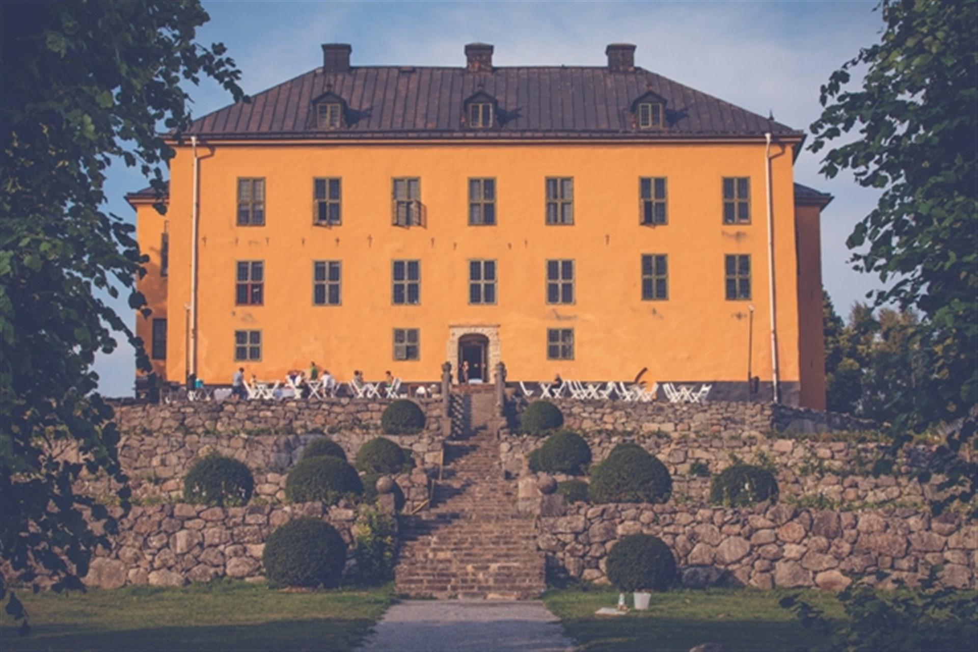 Vackra Venngarns slott