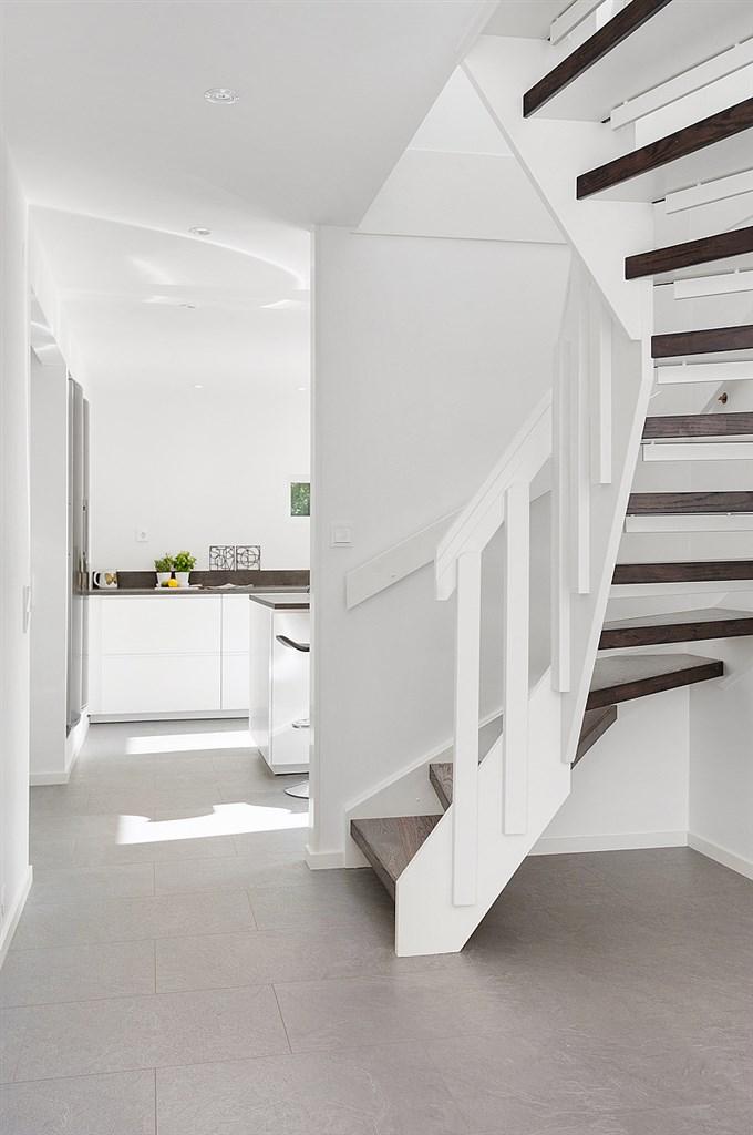 Trappa upp till övervåningen