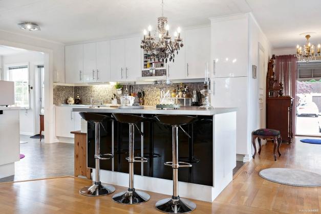 Kök med plats för hela familjen