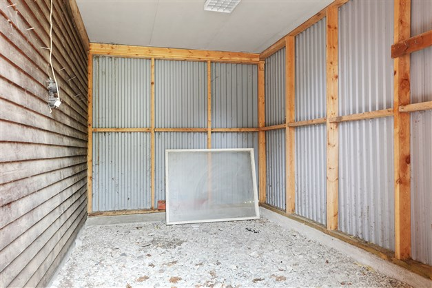 Tillbygge garage