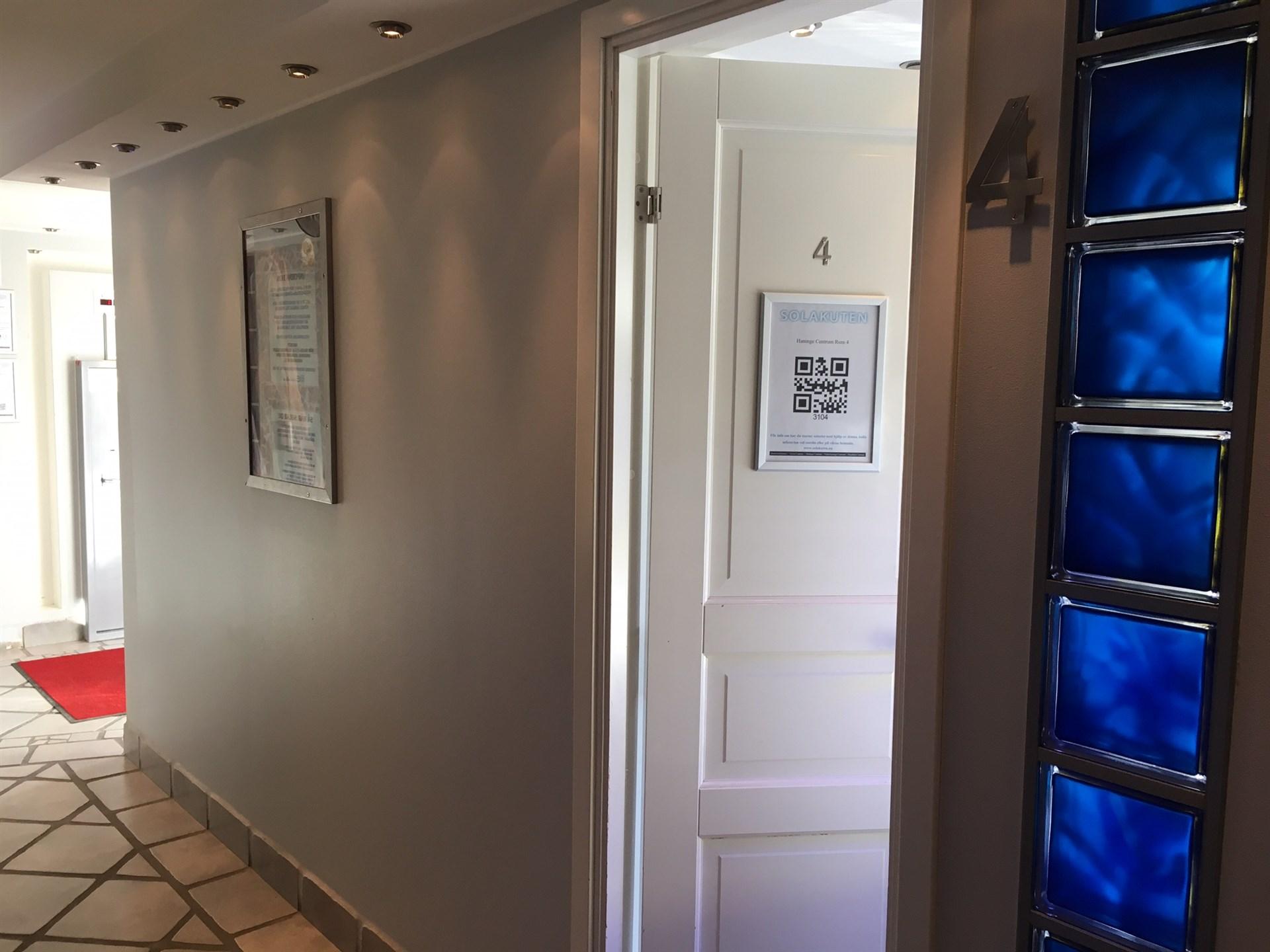 Hallen mellan rummen ( 2 )