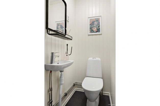 Toalett/wc