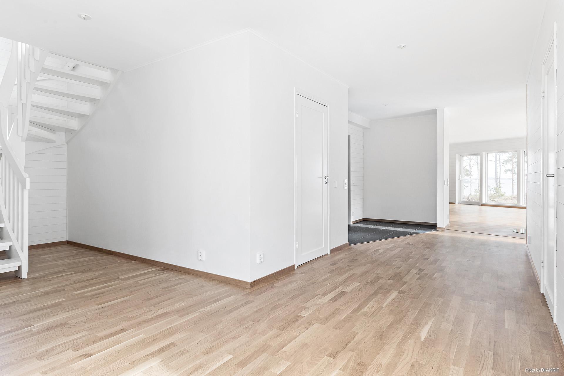Passage tv-rum och vardagsrum