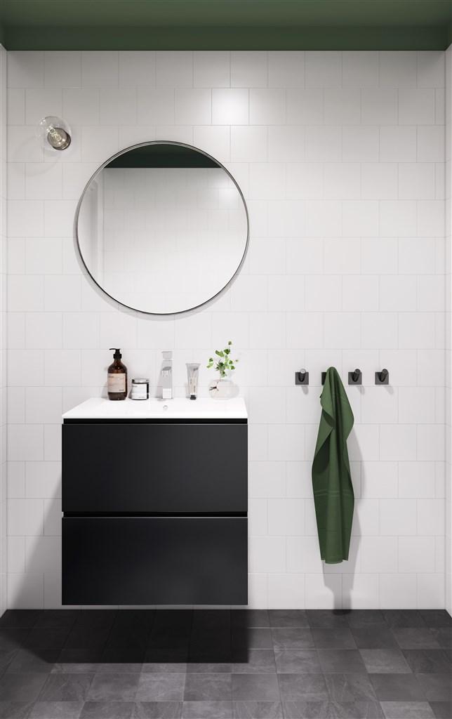 Illustrationsbild badrum (avvikelser kan förekomma)