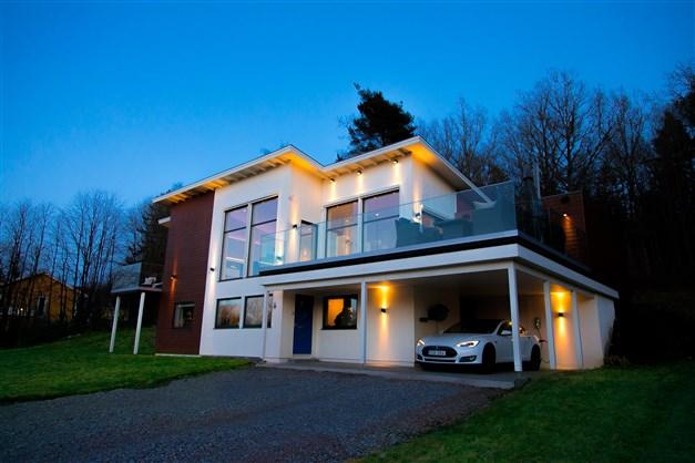 Villa på attraktiva Tidö-Lindö i bästa läget