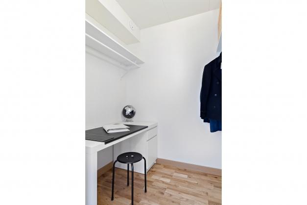 Klädkammare/kontor