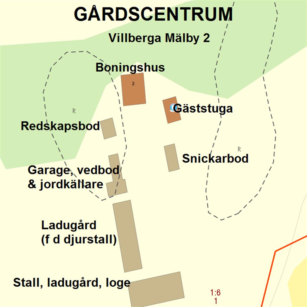 Gårdscentrum