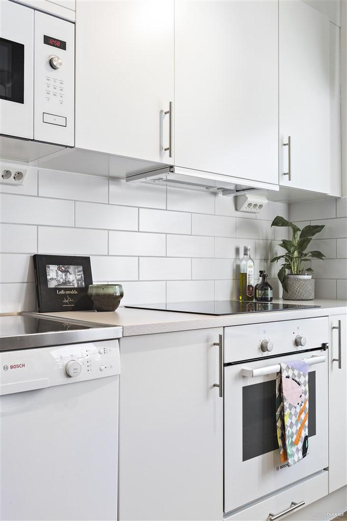 Kök. Bild från liknande lägenhet