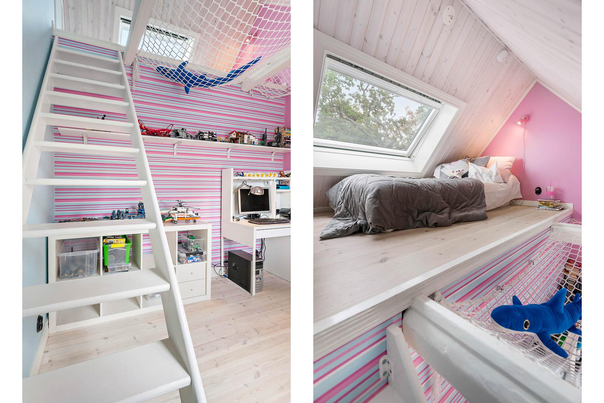 Pax för det här sovrummet! Sovrum 1 ÖP