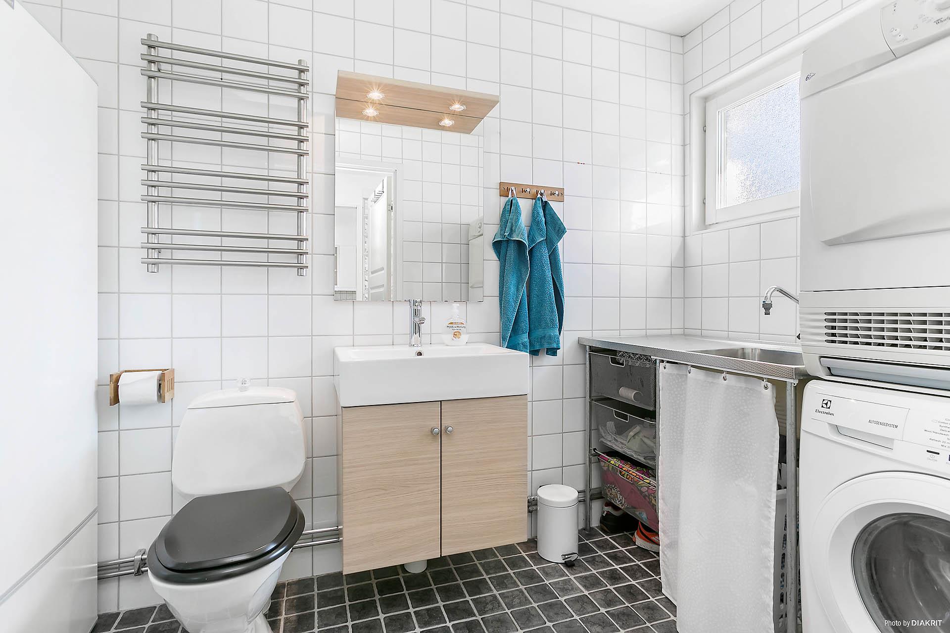 Snyggt badrum