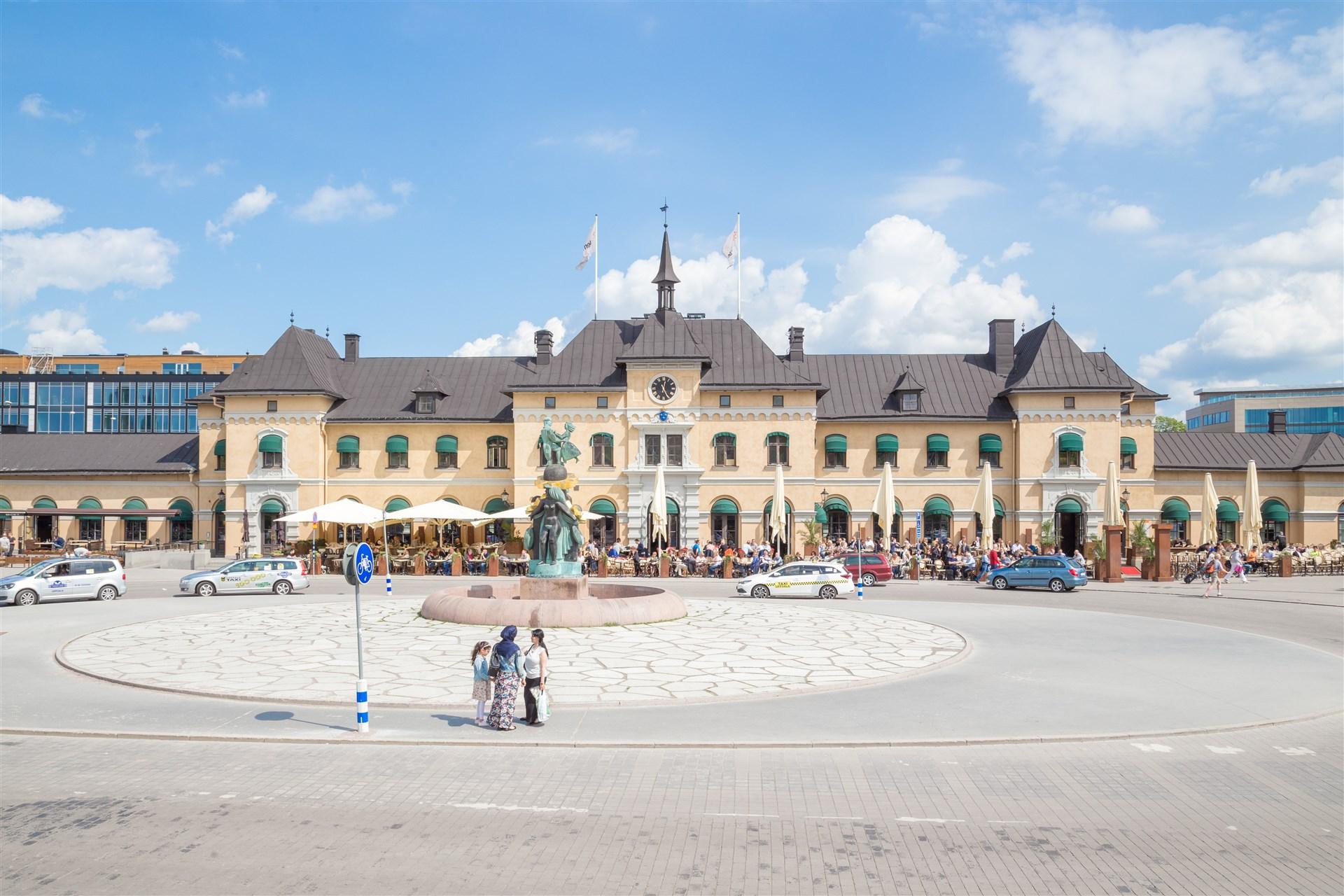 Gamla stationshuset