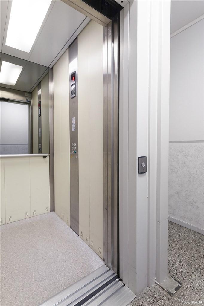 Föreningens hiss