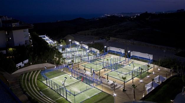 Sportanläggning i världsklass