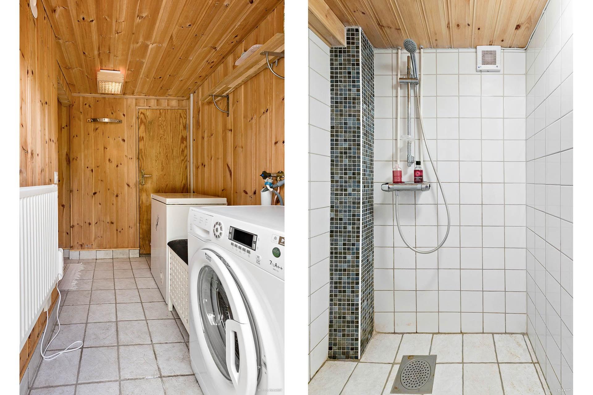 Dusch/Tvätt