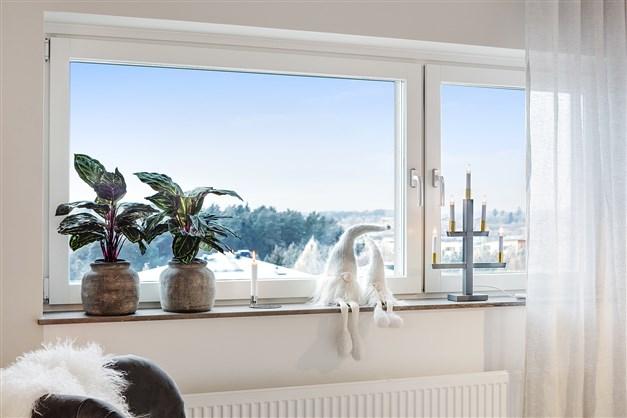 Vardagsrum visningslägenhet ( 3 rok, 71,5 m²)