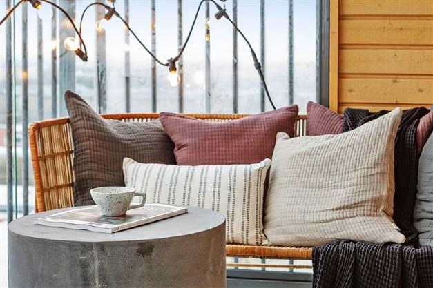 Balkong visningslägenhet ( 3 rok, 71,5 m²)