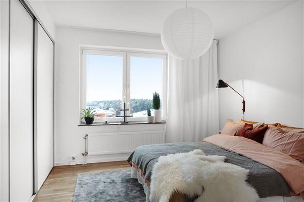 Sovrum visningslägenhet ( 3 rok, 71,5 m²)