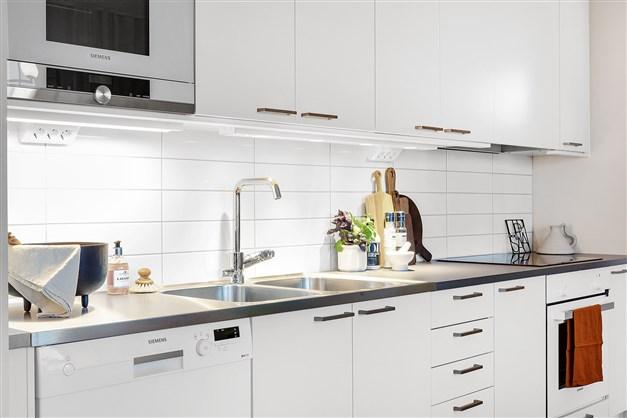 Kök visningslägenhet ( 3 rok, 71,5 m²)