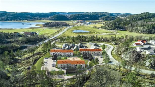 HILLS Lanesund byggstart sept 2019