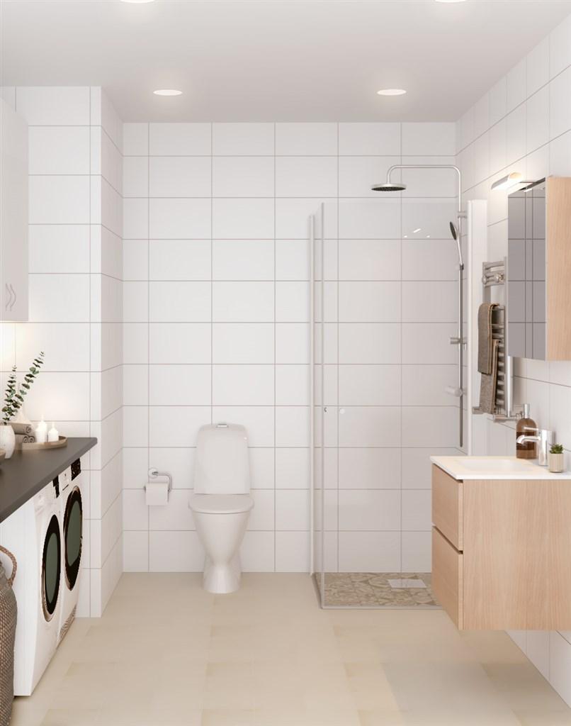 Vilka färger vill du ha i ditt badrum?