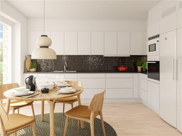 Vinkeln - Modernt och smakfullt kök