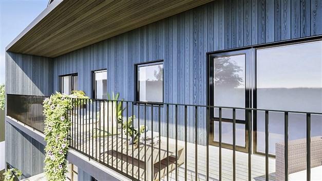 Exempelbild balkong