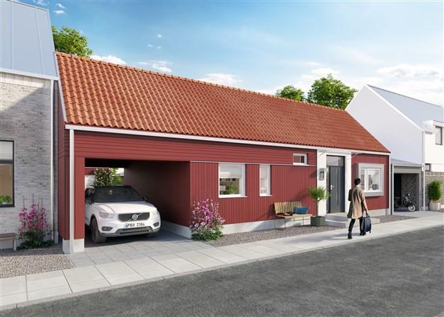 Åhusvångens toppmoderna hussystem består av både enplanshus samt av 1 3/4 planshus. Planlösningarna är skapade för personlig flexibilitet och öppnar upp för spännande variationer för dig och din personliga stil.