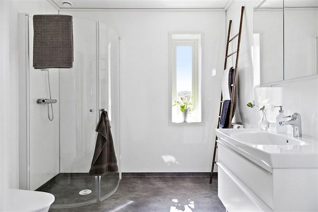 Eva toalett/dusch