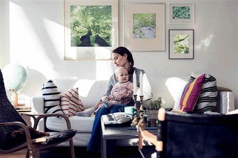 Barnsäkra hemmet - Mäklarhusets barnvänliga checklista!