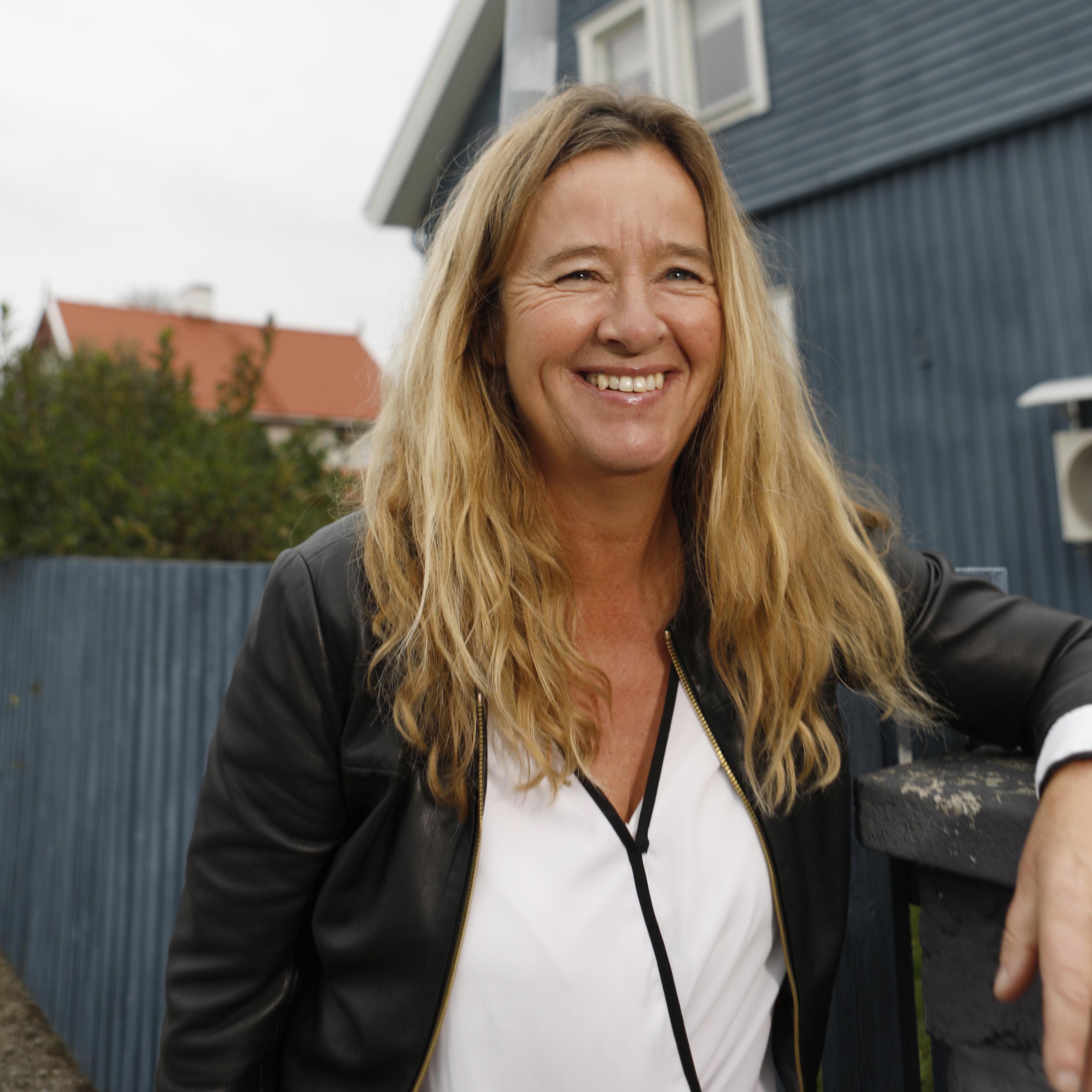 Claudia Wörnmann, boendeekonom på SBAB