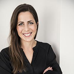 Frida Koff, kommunikations- och hållbarhetschef Hemfrid