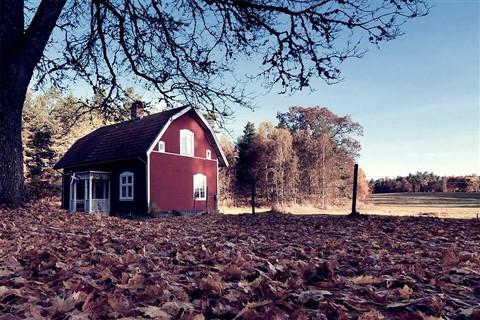 Fritidshus – mer än röda stugor med vita knutar