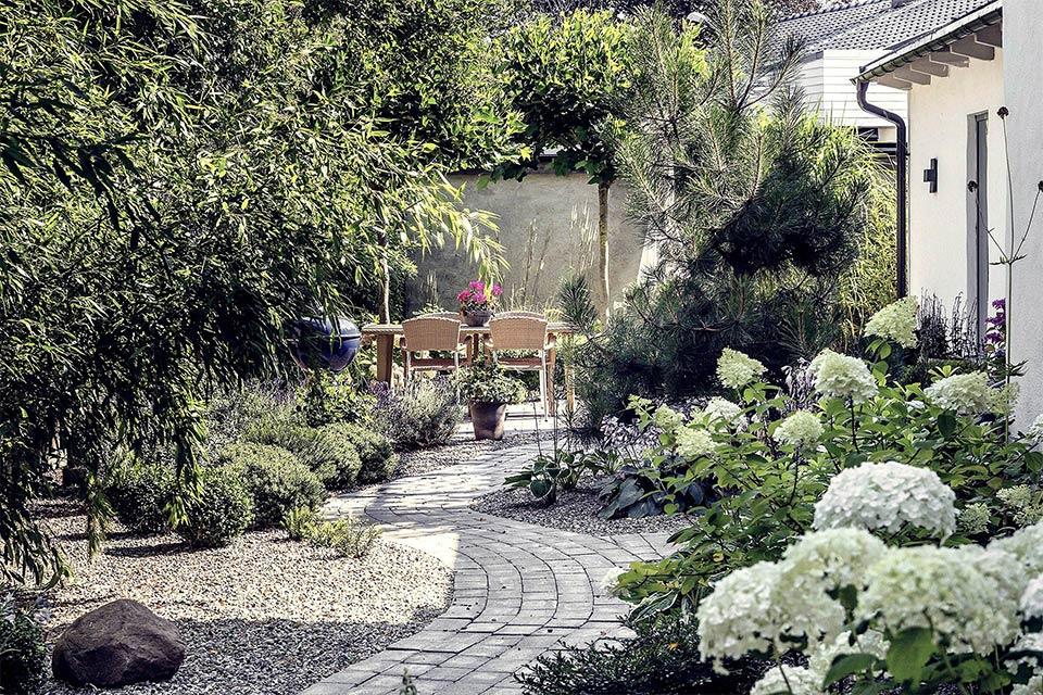7 steg till en kravlös trädgård