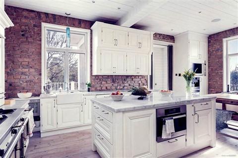 Nytt kök med små medel