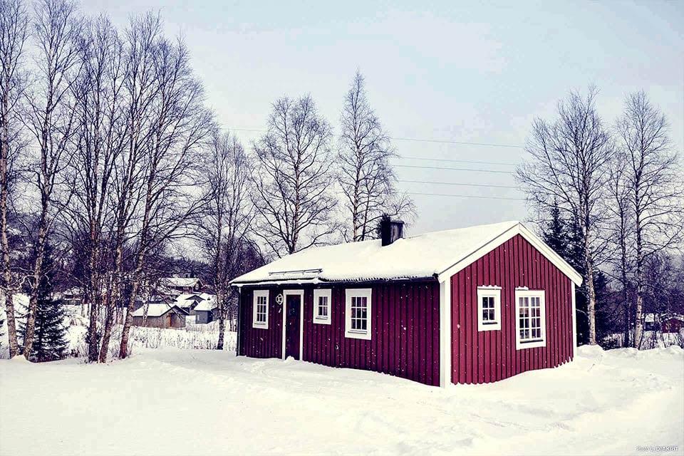 Stänga fritidshuset inför vintern
